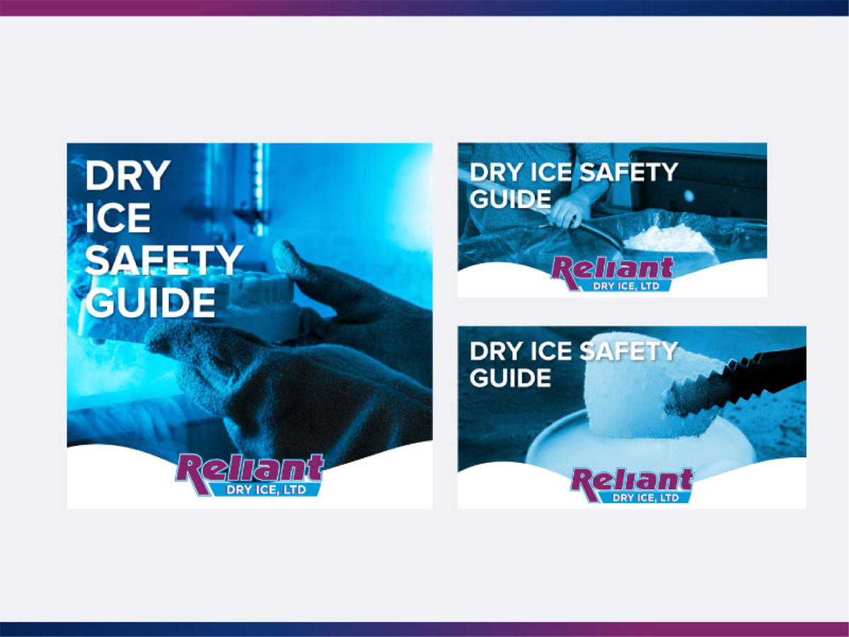 Reliant Dry Ice - Dry Ice Safety