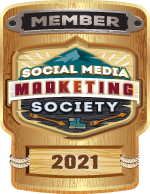 social media marketing society badge